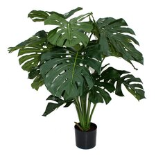 Artificial Giant Monstera Plant