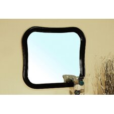 Colfax Solid Wood Framed Mirror