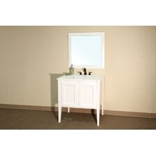 "Fairbanks 33.5"" Single Vanity Set"