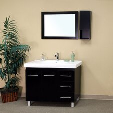 "Payne 40.2"" Single Vanity Set"