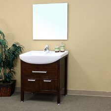 "Preston 29.9"" Single Vanity Set"