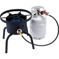 Single High Pressure Burner Outdoor Stove