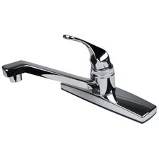 Single Handle Centerset Kitchen Faucet