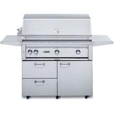 "42"" Gas Grill with ProSear2-Rotisserie Burner"