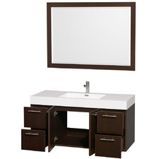 "Amare 47"" Single Bathroom Vanity Set"