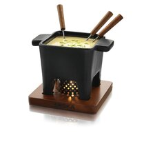 Tapas Cheese Fondue in Black