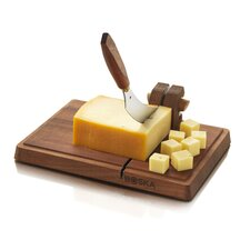 Dutch Cheese Board Mahogany