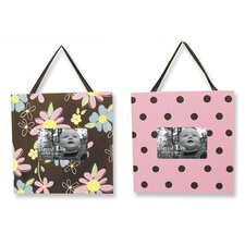 Blossoms Picture Frame (Set of 2)