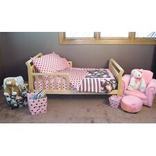 Blossoms Toddler Bedding Set