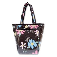 Blossoms Tote Diaper Bag