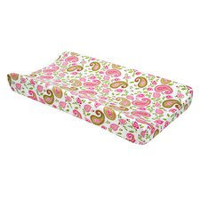 Paisley Park Changing Pad Cover