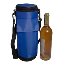 Re-Freezable Wine Bottle Cooler in Royal Blue