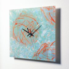 Reoccurring Dreams Wall Clock
