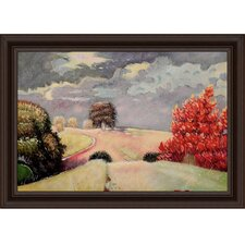 Homer Autumn Mountainville, New York I Canvas Art
