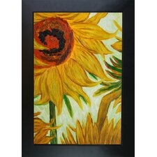 Van Gogh Sunflowers Canvas Art