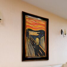 The Scream Canvas Art