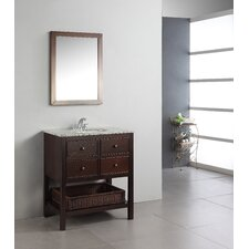 "Burnaby 30"" Bathroom Vanity Set"