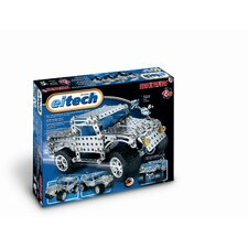 Classic Jeep Construction Set