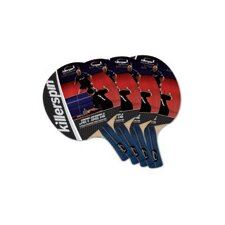 Jet Table Tennis Racket (Set of 4)