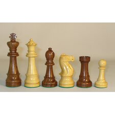 Jumbo Sheesham Chessmen