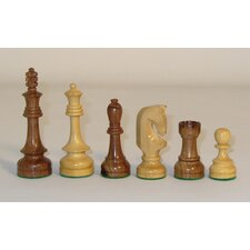 Traditional Russian Chessmen