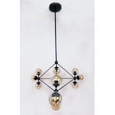 Barrista 10 Light Globe Pendant