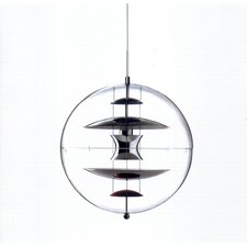 Panton 1 Light Globe Pendant