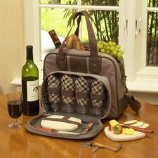 Wine and Cheese Cooler For Four
