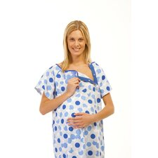 Gownies – Maternity Hospital Gown, Sabrina Gownie