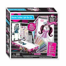 Monster High Travel Lightbox Set