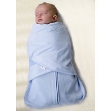Fleece SleepSack™ Swaddle Wearable Blanket in Blue