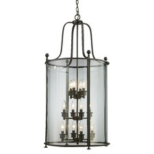 Wyndham 12 Light Foyer Pendant