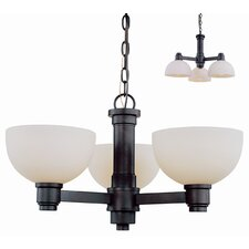 Chelsey 3 Light Chandelier