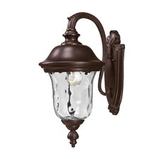 Armstrong 1 Light Outdoor Wall Lantern