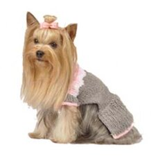 Scandinavian Dog Sweater Dress