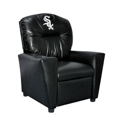 MLB Faux Leather Recliner