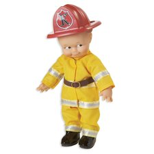 Fire Fighter Doll