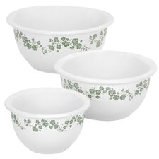 Coordinates 3 Piece Bowl Set