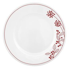 "Vive Berries and Leaves 10.75"" Dinner Plate"