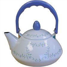 Livingware Country Cottage 1.2-qt. Personal Tea Kettle
