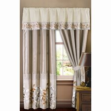 Bloom Curtain Single Panel