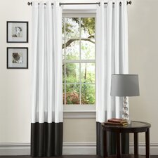 Prima Grommets Sheer Curtain Panel Pair