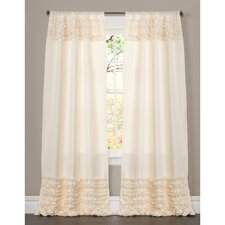 Skye Rod Pocket Curtain Single Panel