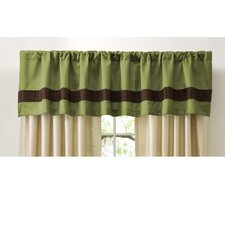 Talon Rod Pocket Tailored Curtain Valance