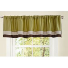 Hester Rod Pocket Tailored Curtain Valance