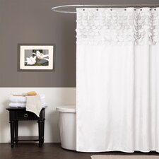 Lillian Polyester Shower Curtain