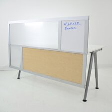 6' Privacy & Modesty Desk Divider