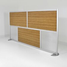 "53"" Modern Low Height Room Divider"