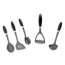 123 5 Piece Nylon Kitchen Tools Set