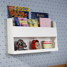 The Tidy Books Bunk Bed Shelf (White)